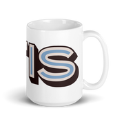 Blueberry OTIS Mug