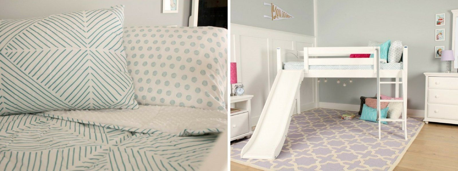 GIVEAWAY! Win a Slide Bed and Beddy's Bedding Set!