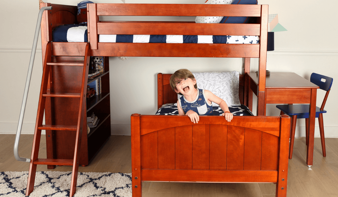 Mash a Desk with a Bunk Bed and You Get This Top Seller