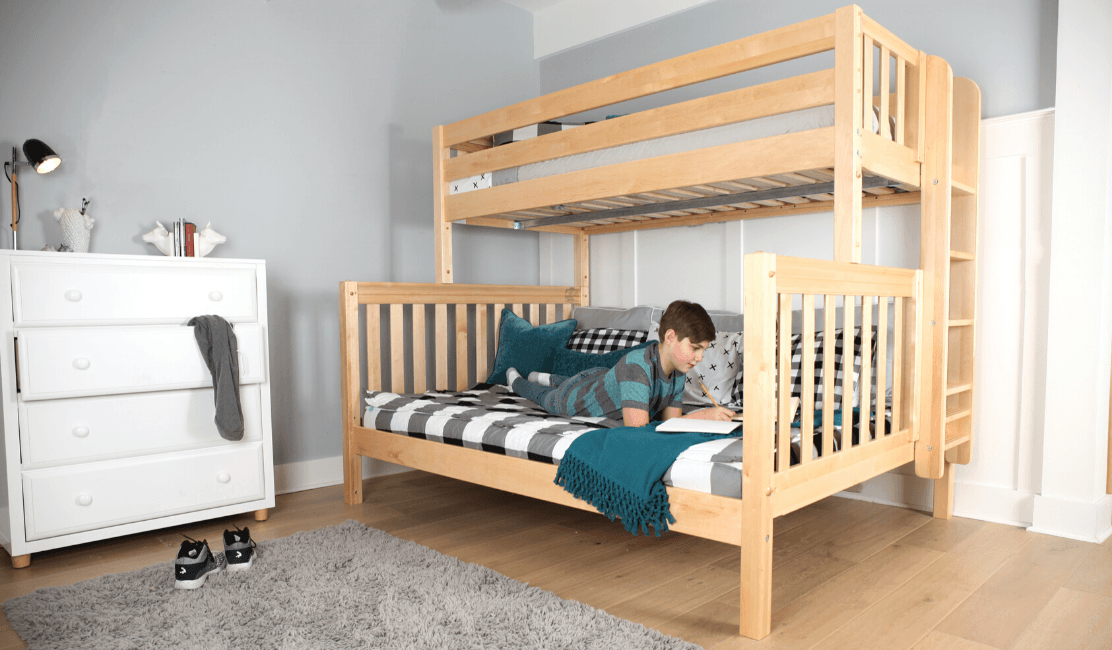 Twin or Twin XL? Compare Sizes for Kids Beds & Bunk Beds