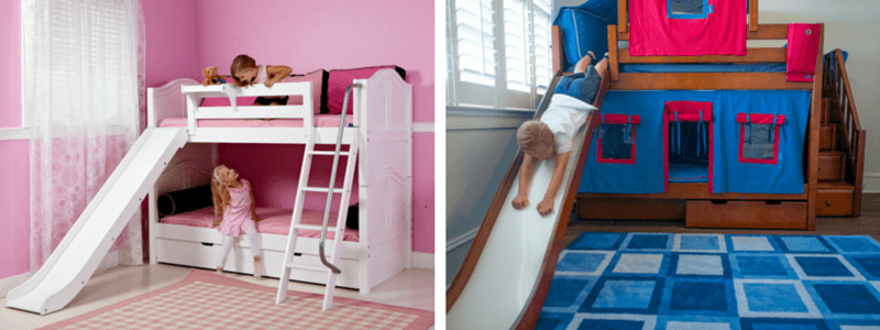 Twelve Kids Bedroom Ideas for Indoor Fun