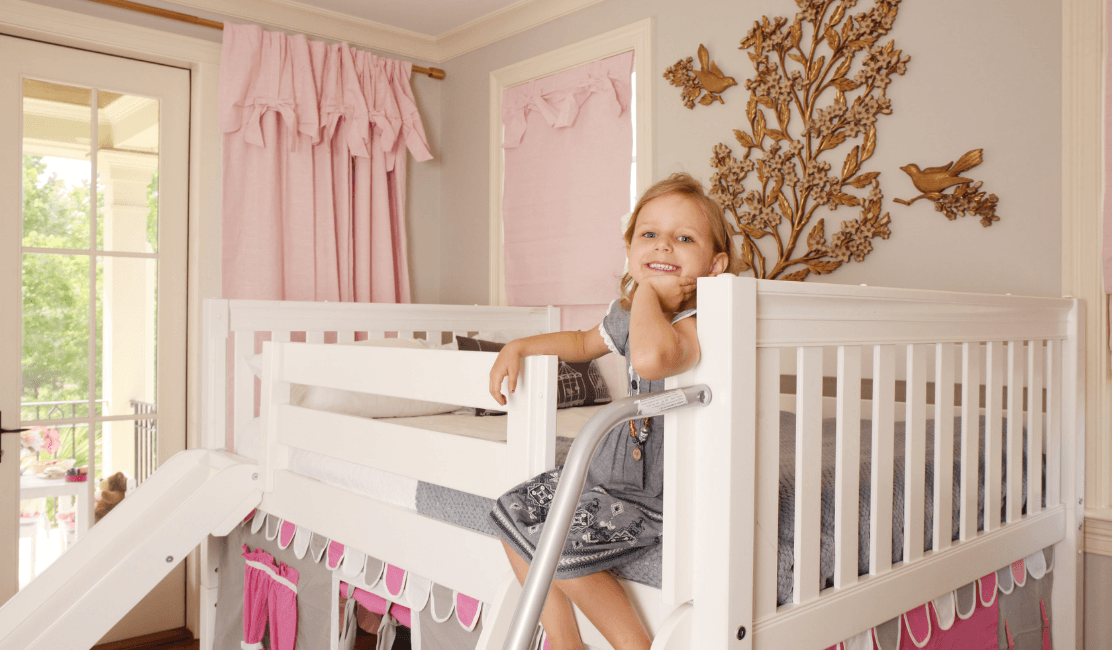Beds for Kids Rooms with Low Ceilings
