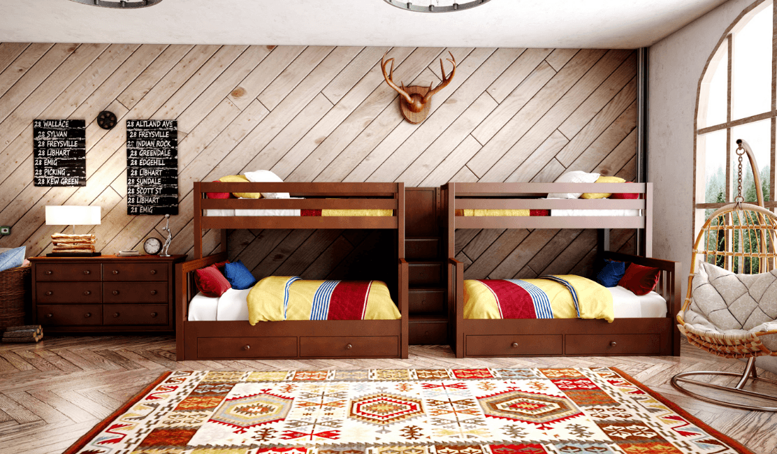 Our Favorite Chestnut Kids Bed Designs for Fall