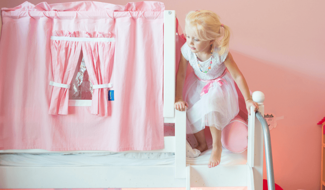 Princess Rooms: Princess Beds and Bed with Slide