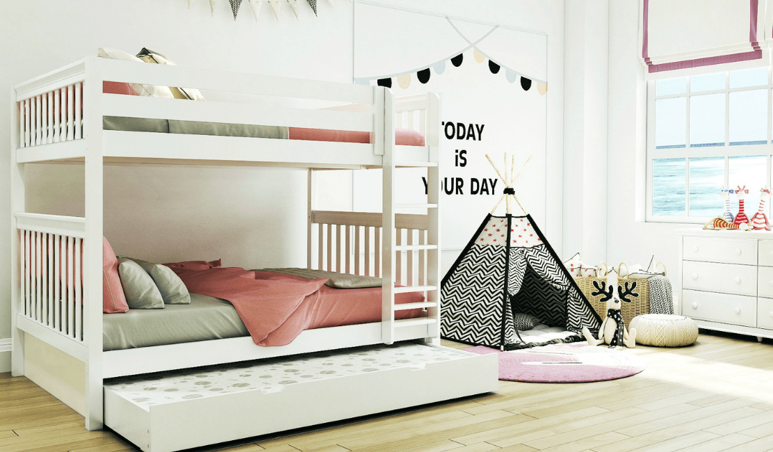 Queen & XL Bunk Beds for Kids Rooms and Beyond