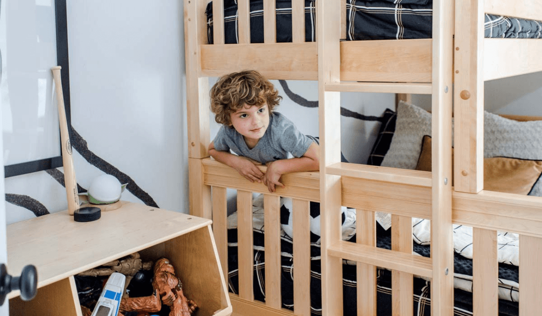 What Bunk Bed Height is Right for My Child?