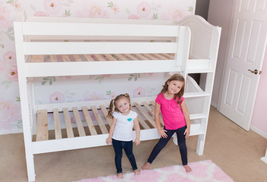 HotShot Low Bunk Bed for Girls Room