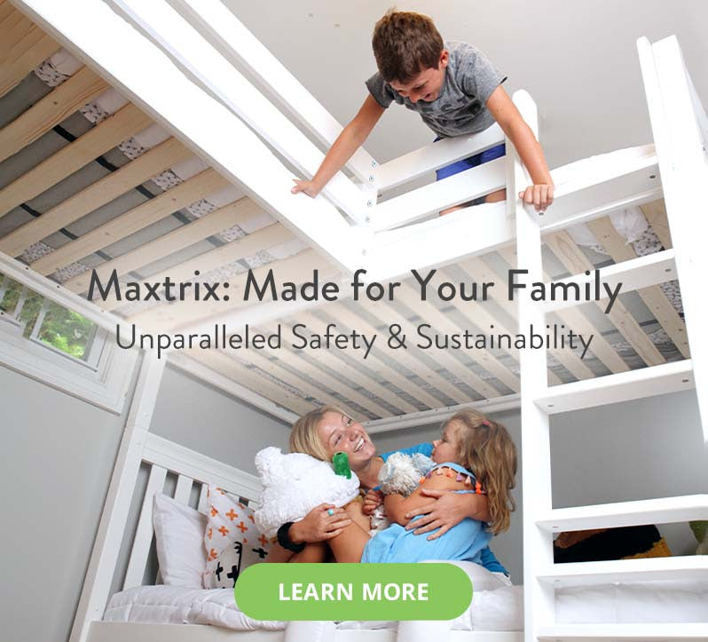 safety and sustainability bunk beds