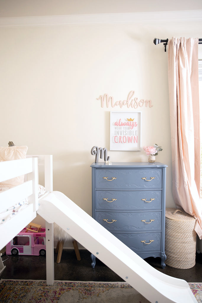 toddler twin low loft bed with slide