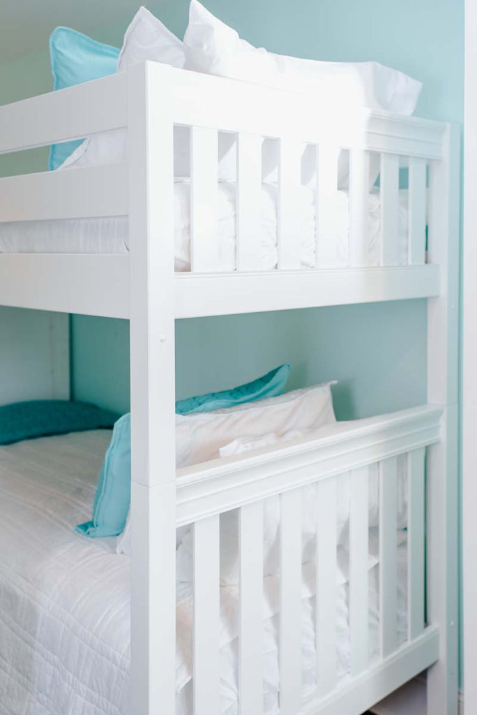 sturdy bed ends on bunk bed