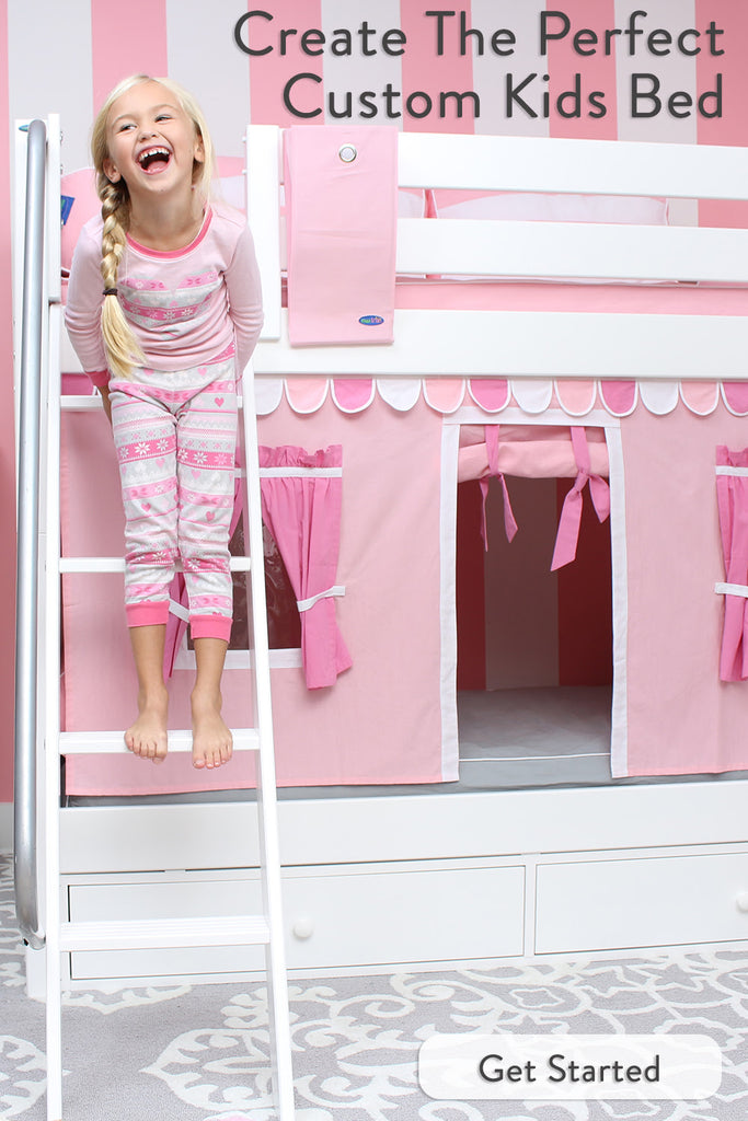 Create The Perfect Custom Kids Bed Classic Styles To Customize Maxtrix Kids