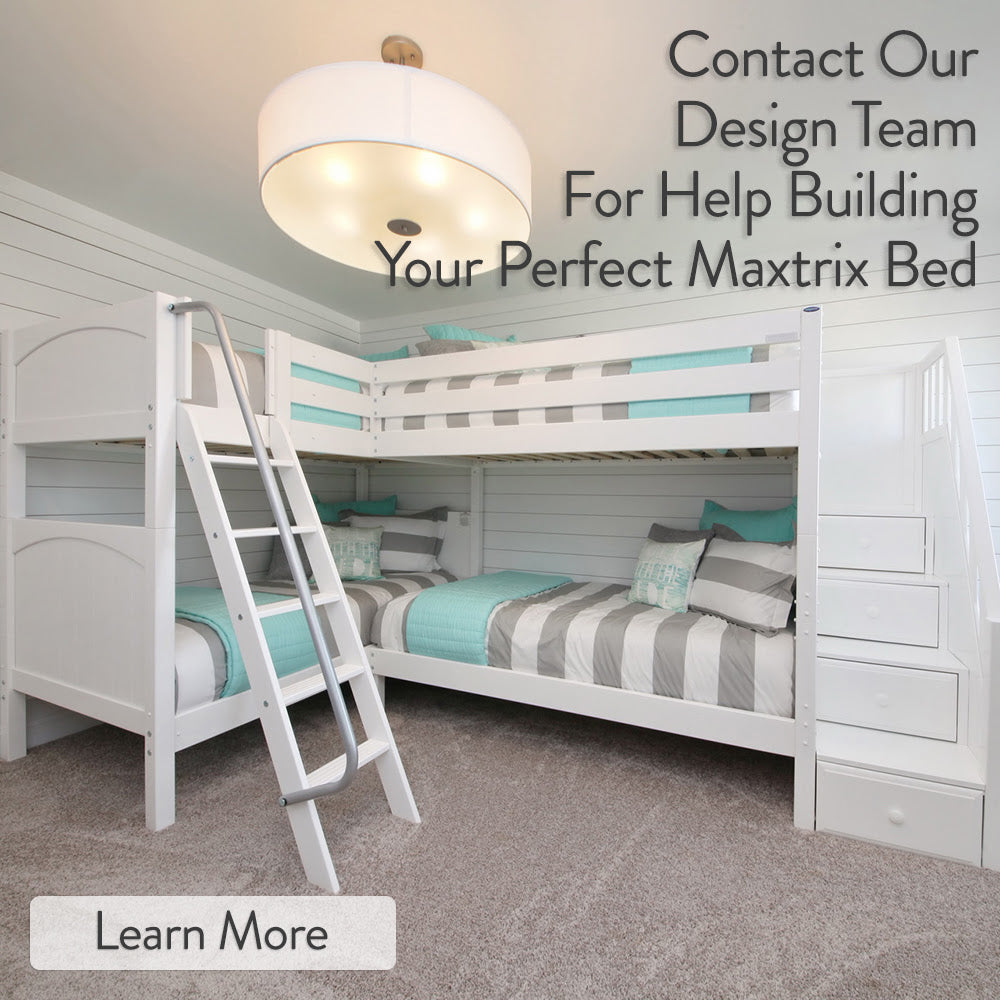 Triple Bunk Beds For Your Kids Shared Bedroom Maxtrix Kids