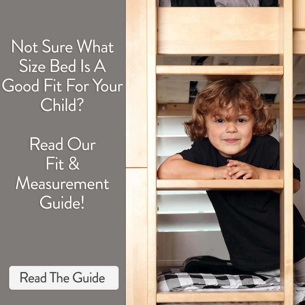 Kids Bed Measurement Height Guide