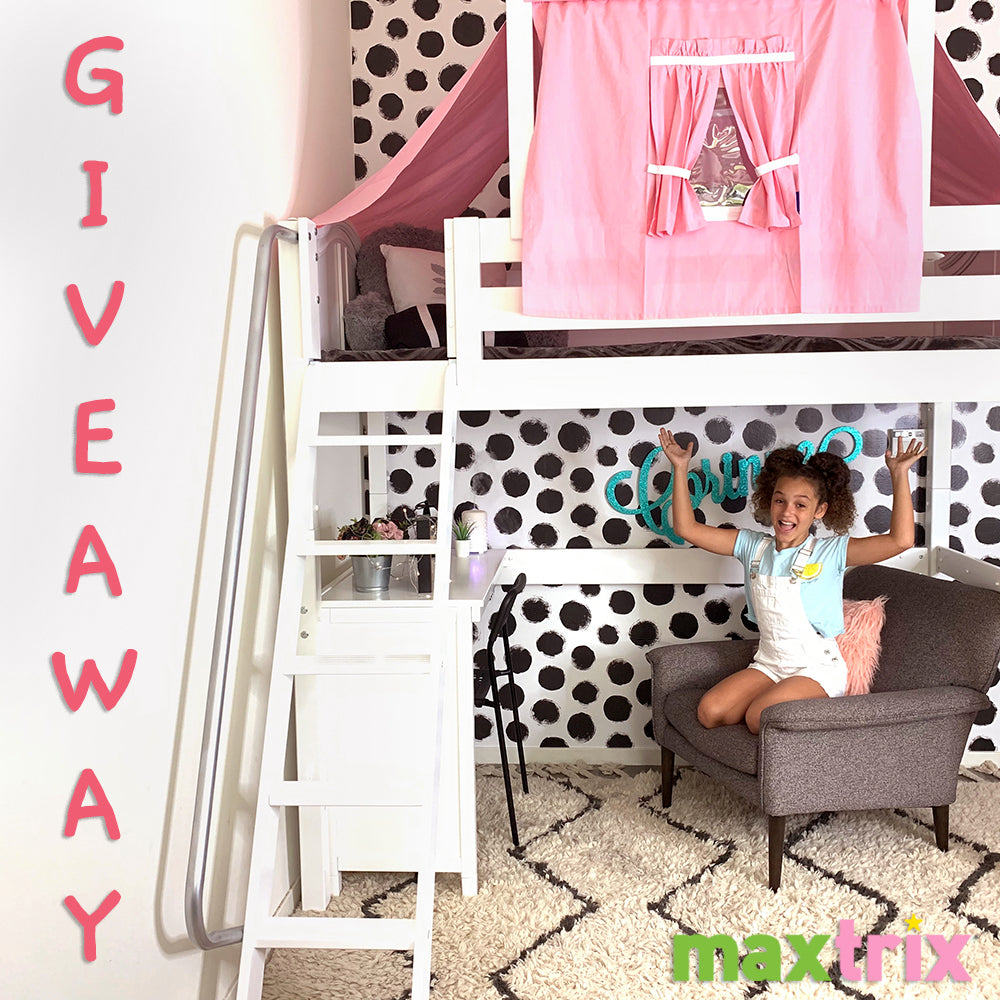 maxtrix giveaway with corinne joy