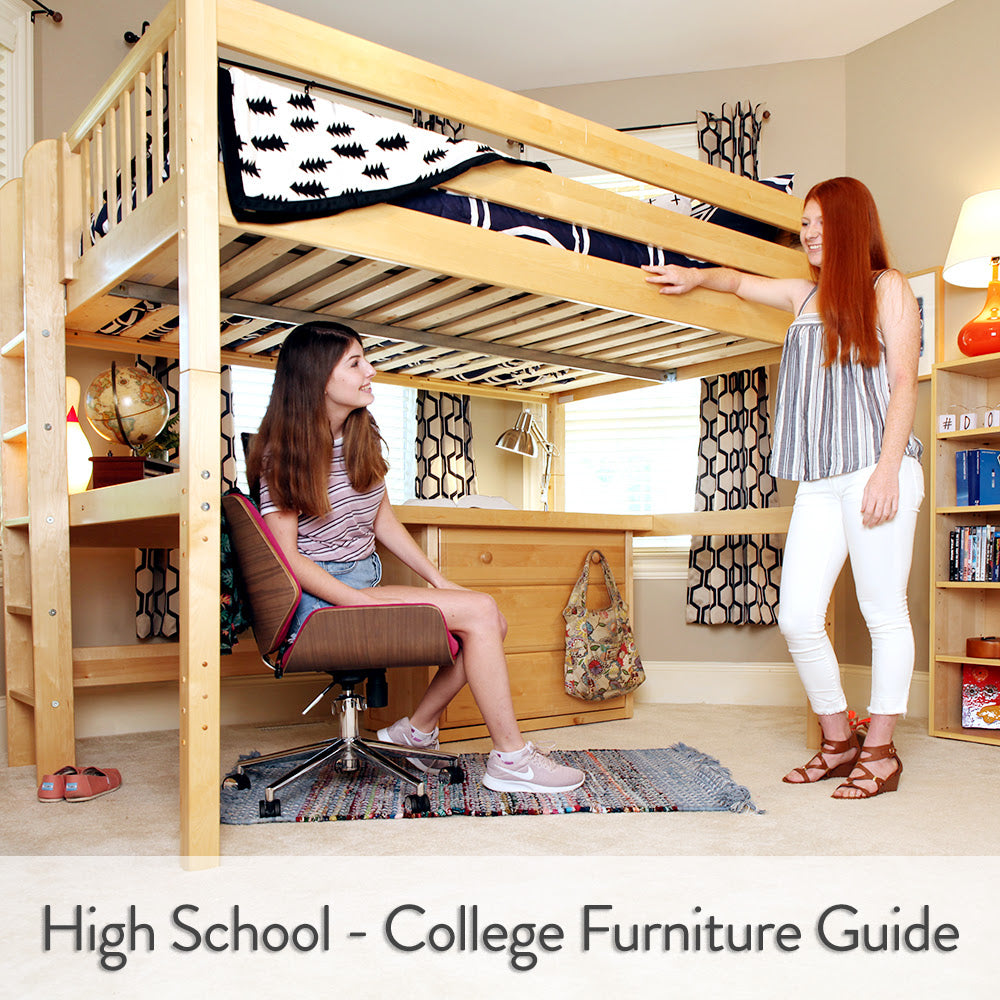 high school and college furniture guide