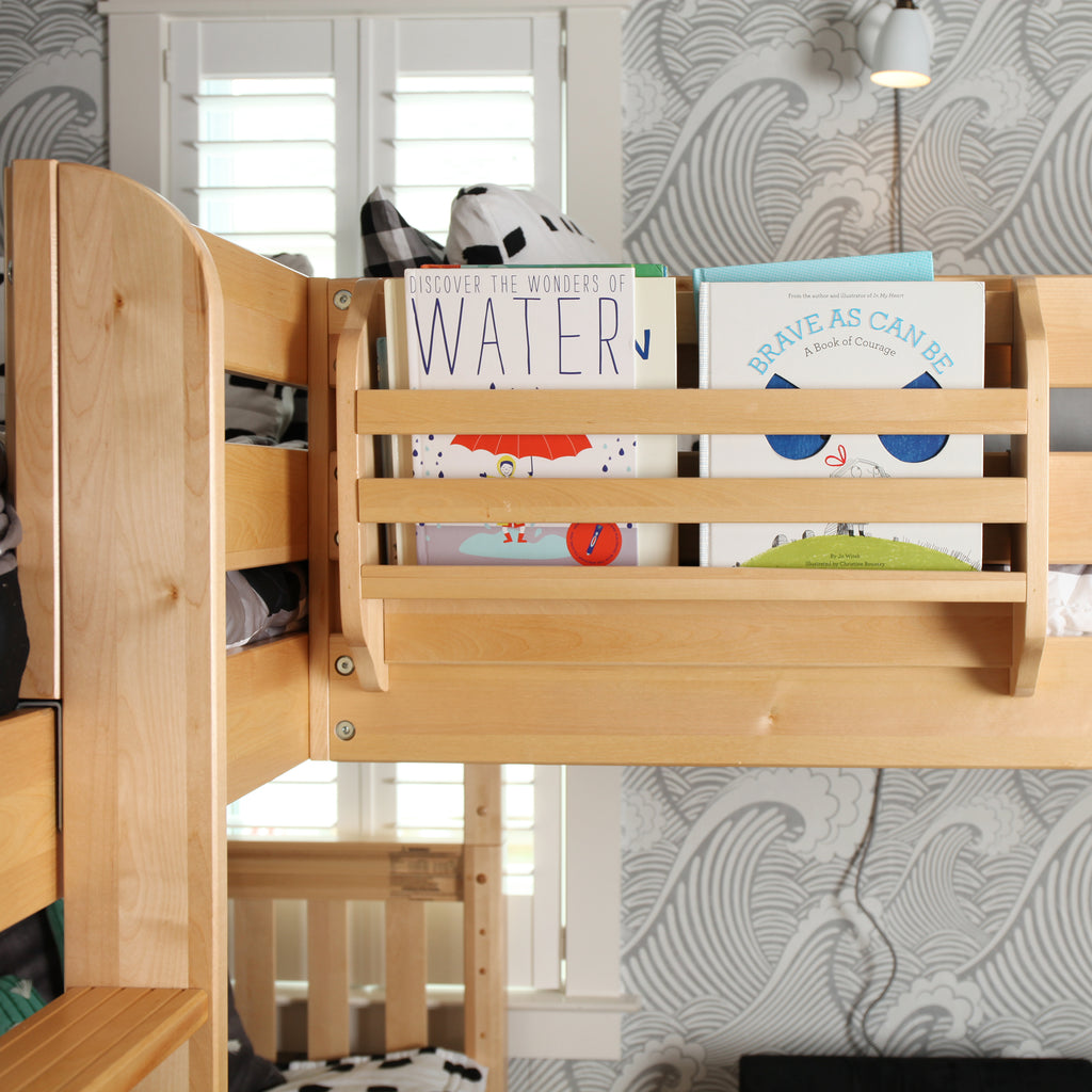 Magazine Rack for Bunk Bed