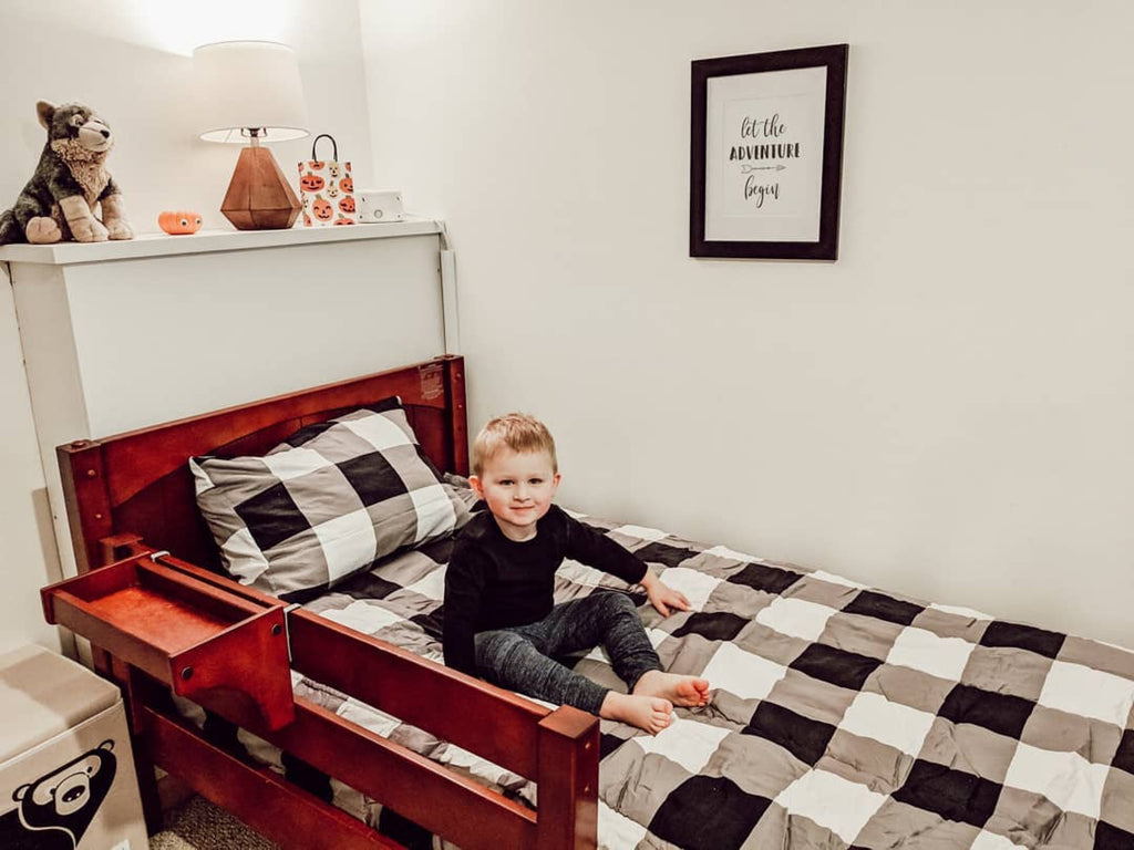 twin bed for boys