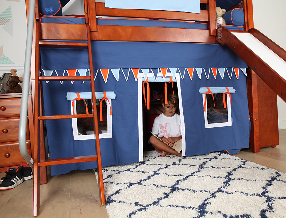 boys fort adventure room inspiration