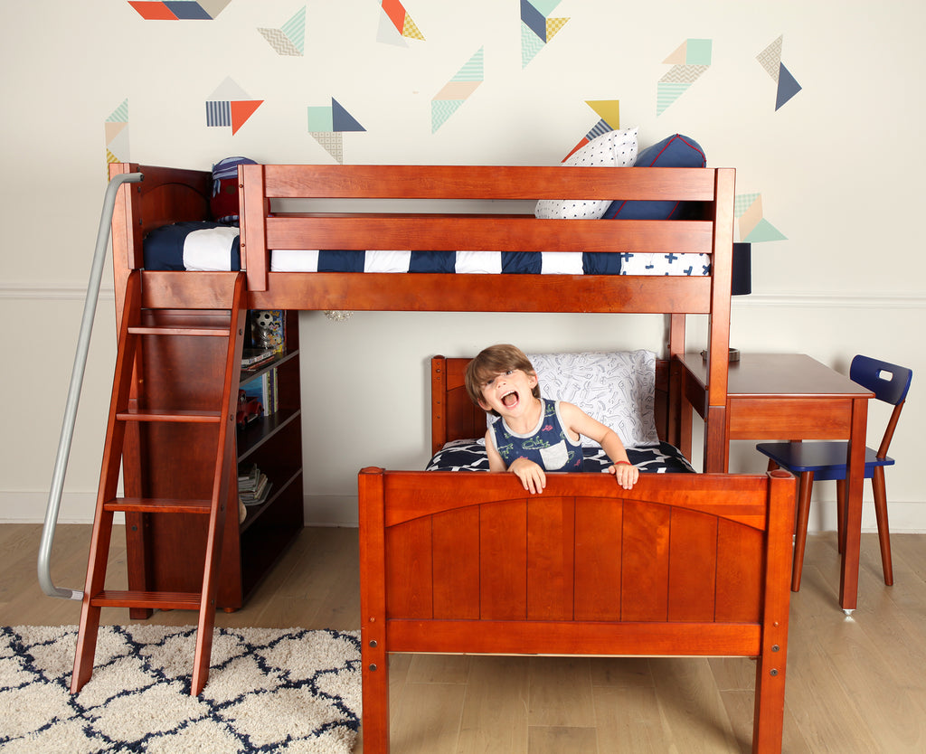 Kids Bunk Beds with Desks - Perfect Solutions for Boys & Girls