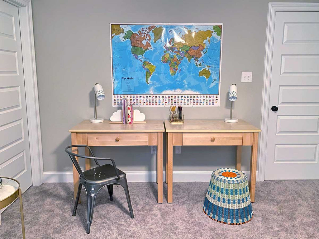study desks for kids preschoolers