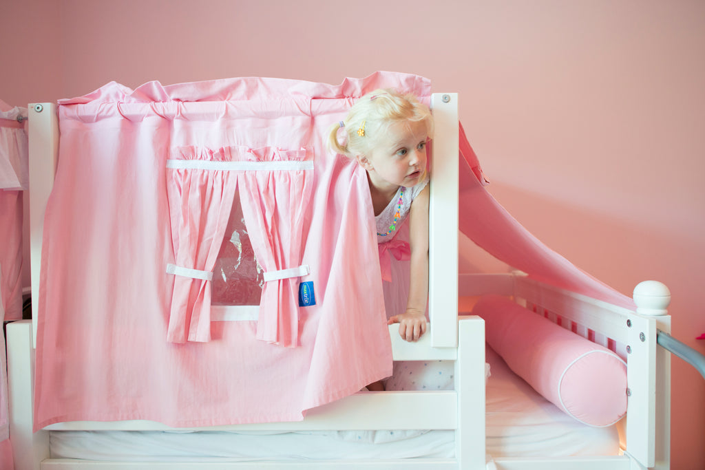 princess bed with top tent
