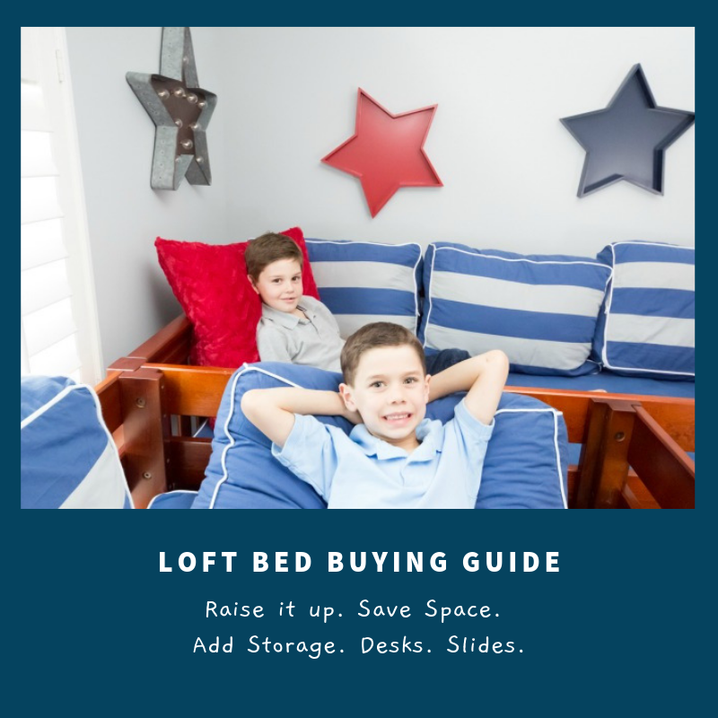 kids loft bed buying guide