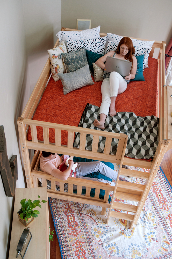 best queen bunk bed