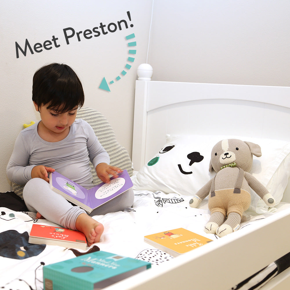preston toddler room makeover
