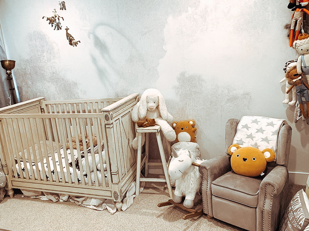 shila's before toddler room