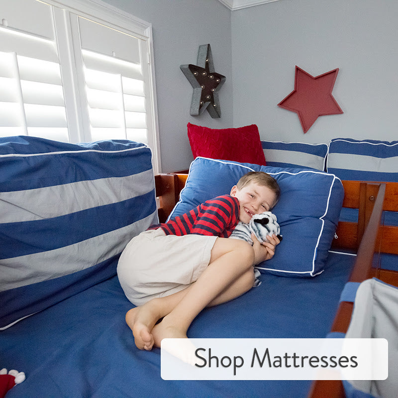 shop kids mattresses for bunk beds and loft beds