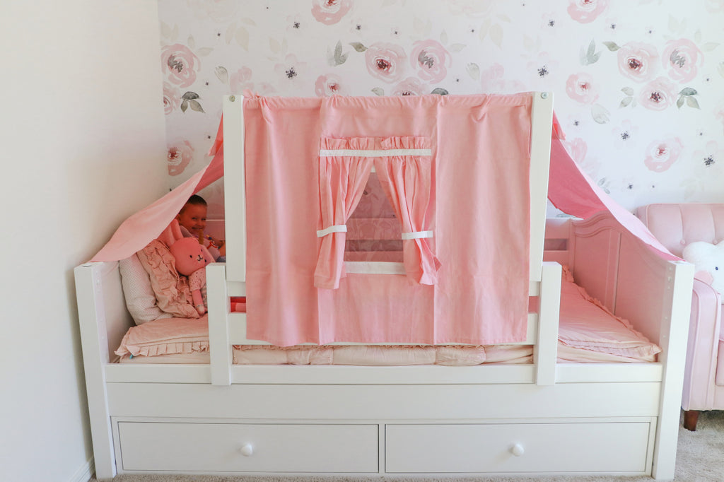 toddler bed for girls