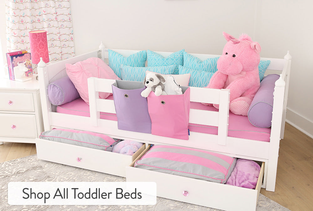 toddler beds for girls boys