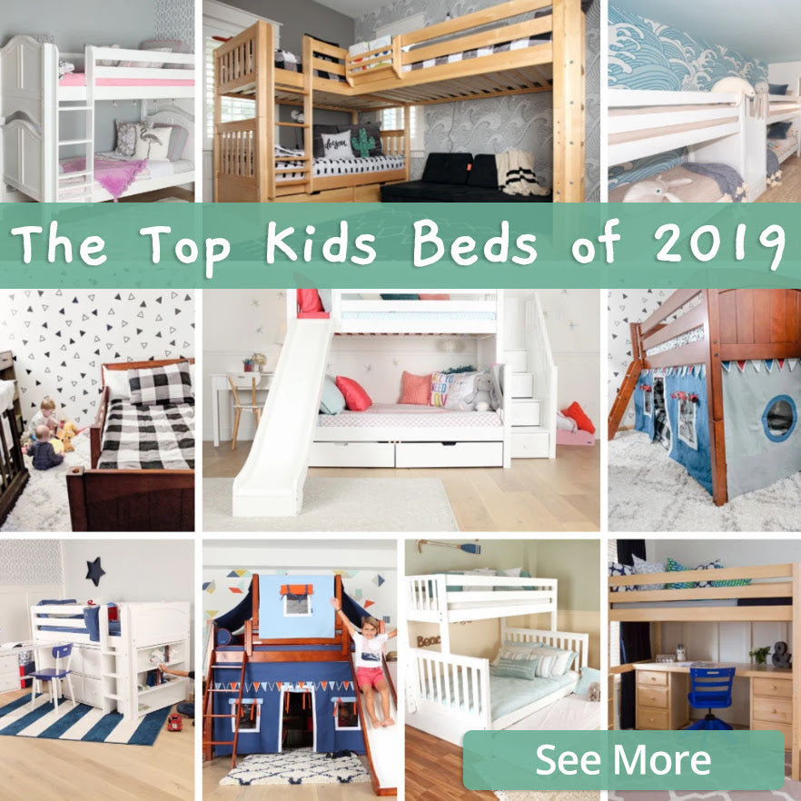 best kids beds of 2019 boys girls shared rooms