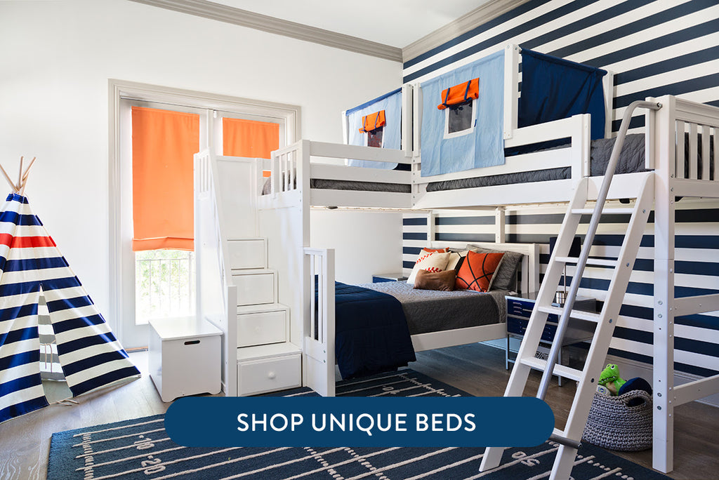 maxtrix kids unique beds