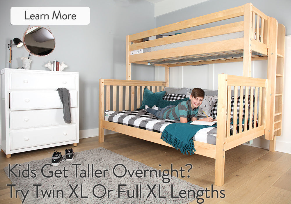 XL Loft Bunk Beds