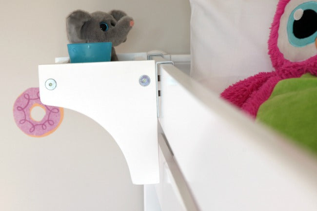 bedside tray for kids bed