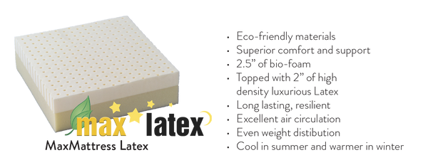 latex mattress for kids