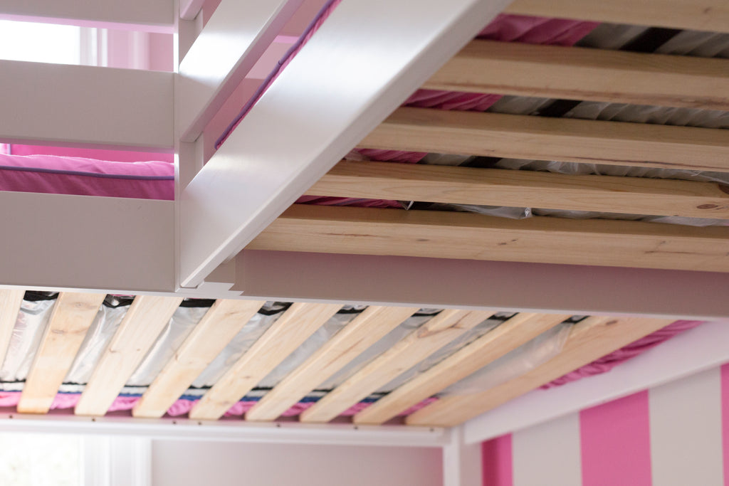 solid slats for bunk beds and loft bed