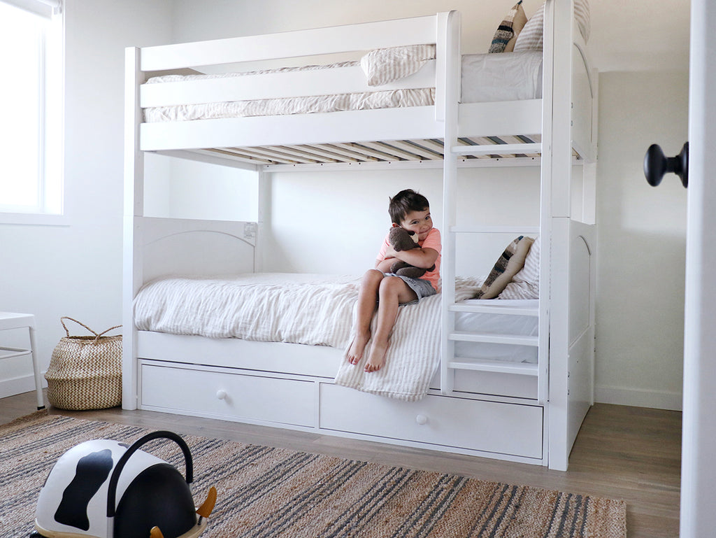 sustainable twin bunk beds