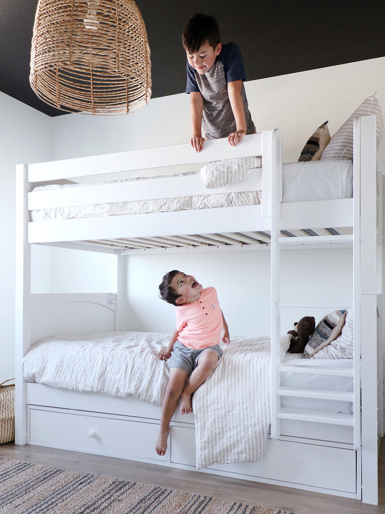 best bunk bed for boys room twin bunks