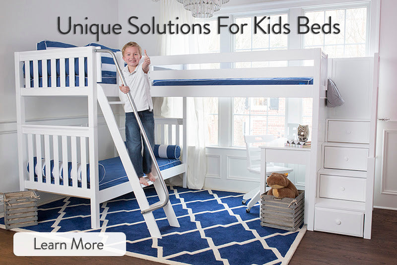 unique beds for small kids rooms