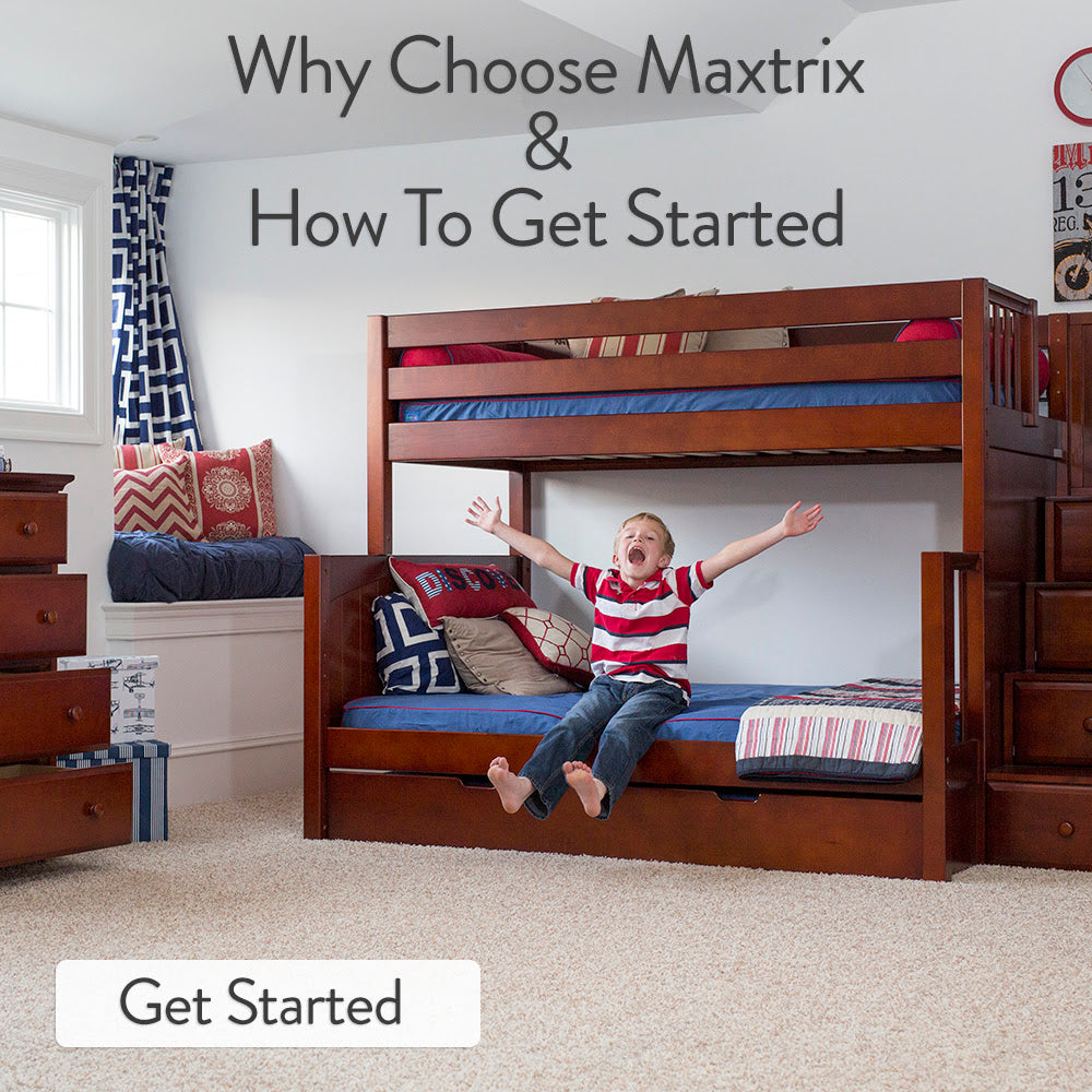 why maxtrix kids furniture