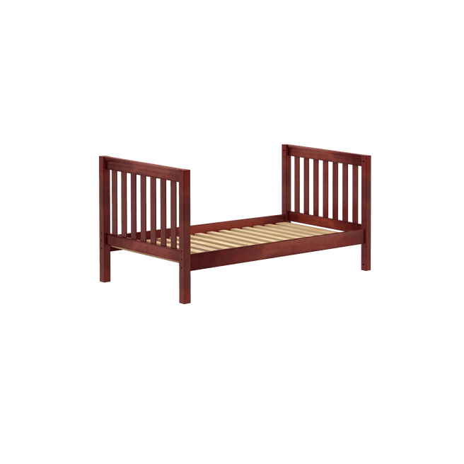 Twin Basic Bed - High