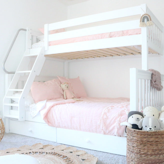 Medium Twin over Full Bunk Bed
