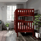 Twin XL High Bunk Bed