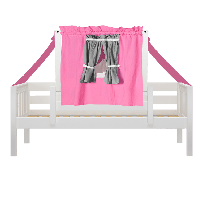 Twin Toddler Bed with Tent