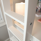 High Corner Loft Bunk Bed - Queen over Queen + Twin XL