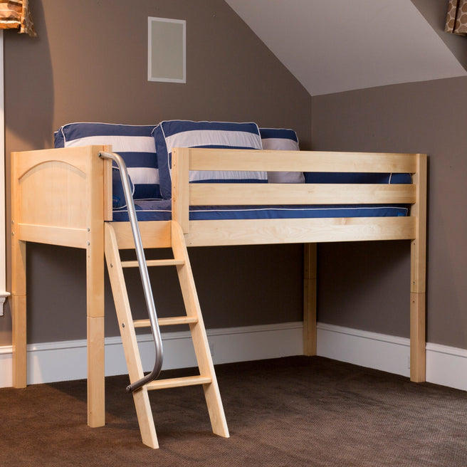 Twin Low Loft Bed