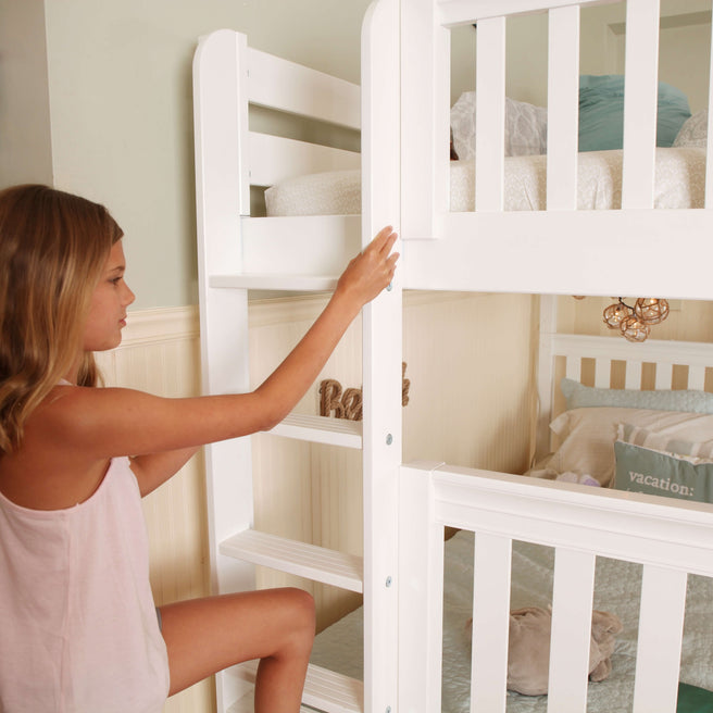 Queen High Bunk Bed
