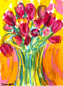 Whimsy Tulip Two